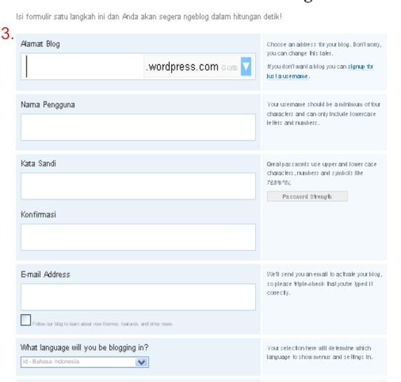 Cara Membuat Blog Di WordPress | Tutorial HTML PHP MySQL