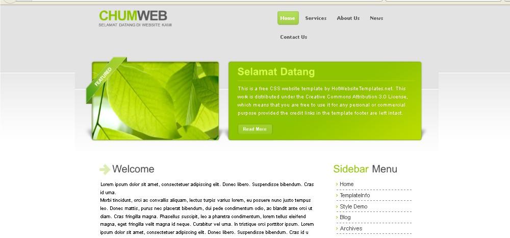 Membuat Web Desain | Tutorial HTML PHP MySQL JQuery Ajax CSS SEO ...