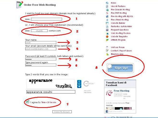 tutorial html php mysql jquery ajax css